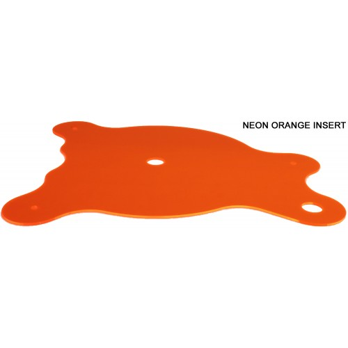 Oracle Audio Acrylic Color Plinth Insert for Origine Turntable