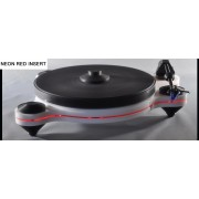Oracle Audio Origine Turntable with Tonearm and Cartridge (White Plinth)