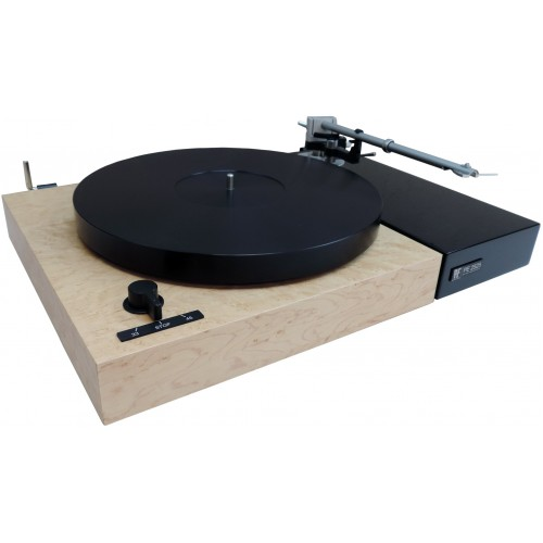 Perpetuum Ebner PE 2525 Turntable with Dust Cover (Maple)