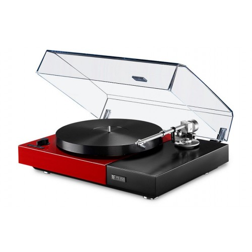 Perpetuum Ebner PE 2525 Turntable with Dust Cover (Rosewood)