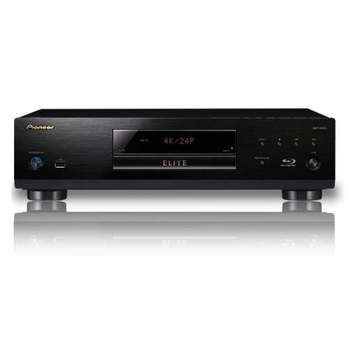 Pioneer Elite BDP-85FD 3D Blu-ray Disc Player with Network Features