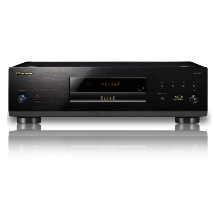 pioneer elite bdp 88fd flagship 3d blu ray disc player. Black Bedroom Furniture Sets. Home Design Ideas