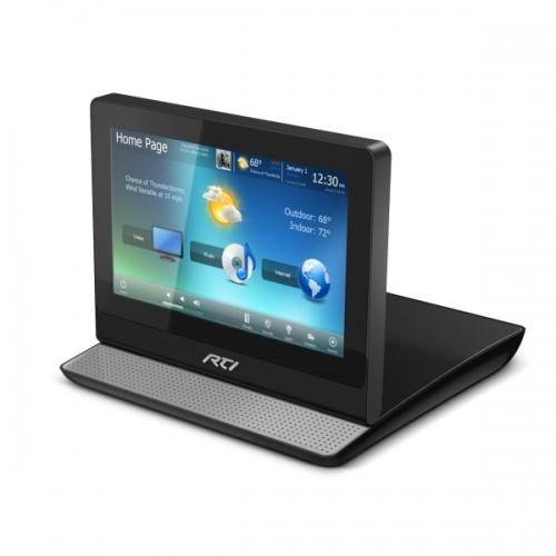 RTI CX7 7 inch Countertop/Under-Cabinet Touchpanel