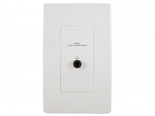 RTI PDM1 Phone/Doorbell Module for AD4, AD8