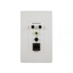 RTI RSP-1 Remote Source Wallplate for AD-4, AD-8