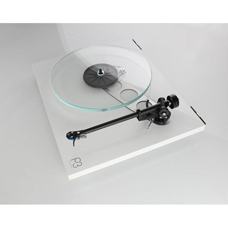 rega planar 3 turntable gloss white. Black Bedroom Furniture Sets. Home Design Ideas