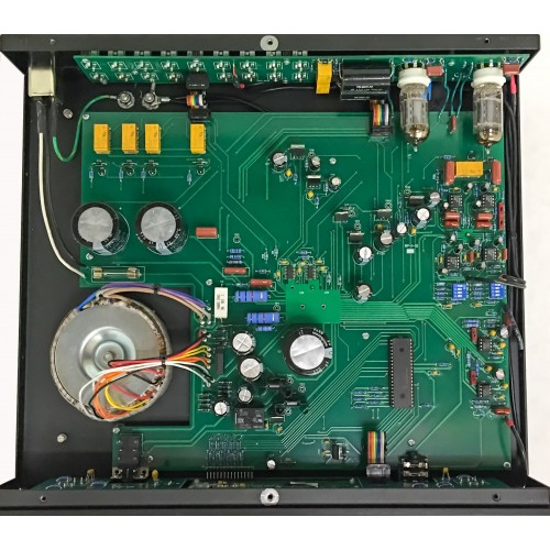 Rogue Audio RP-1 Preamplifier (Black)