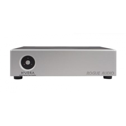 Rogue Audio Hydra Tube/Class D Hybrid Amplifier (Silver)