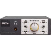 SPL Phonitor mini 120V Rail Headphone Monitoring Amp Refurbished