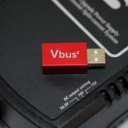 Sbooster Vbus2 Noise Isolator - Upgrades self-powered USB DACs!