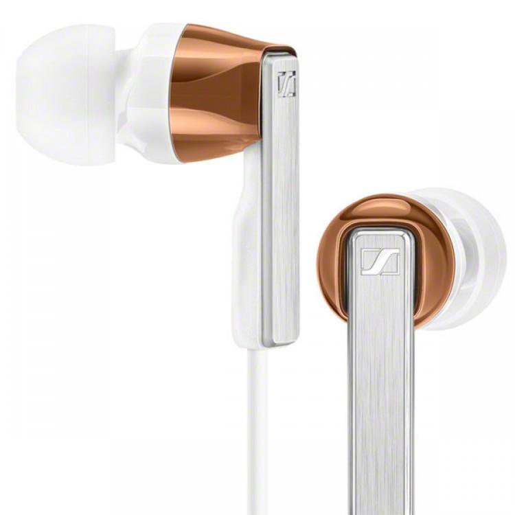 sennheiser cx in ear headphones with integrated mic. Black Bedroom Furniture Sets. Home Design Ideas