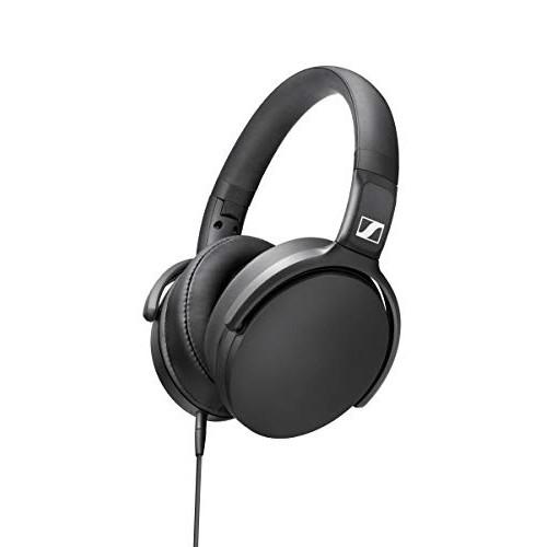 Sennheiser HD 400S Around-Ear Headphones with One-Button Smart Remote