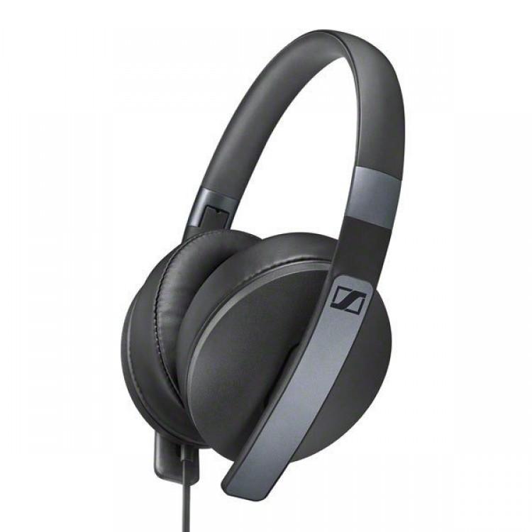 sennheiser hd over ear headphones with mic. Black Bedroom Furniture Sets. Home Design Ideas