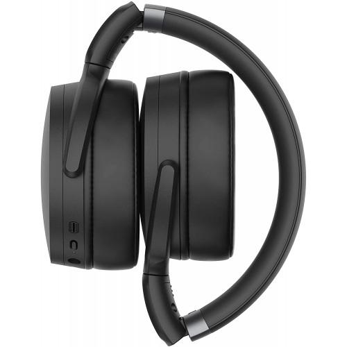 Sennheiser HD 450BT Bluetooth Wireless Noise Cancellation Headphones (Black)
