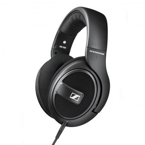 Sennheiser HD 569 Around Ear Headphones with Inline mic
