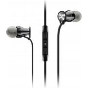 Sennheiser MOMENTUM In-Ear Black-Chrome In-Ear Headphones (Galaxy)