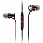Sennheiser MOMENTUM In-Ear Black-Red In-Ear Headphones (Galaxy)