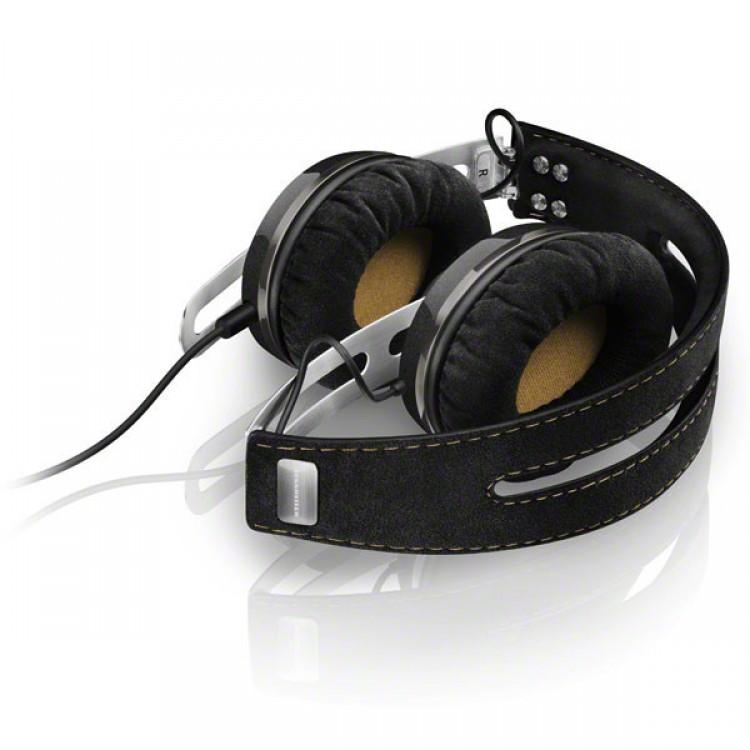 Sennheiser Momentum M2 On Ear Headphones in Black M2OEI/G