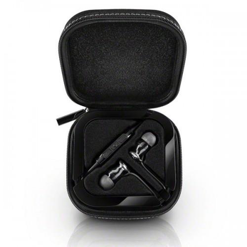Sennheiser HD1 Black-Chrome In-Ear Headphones (Galaxy)