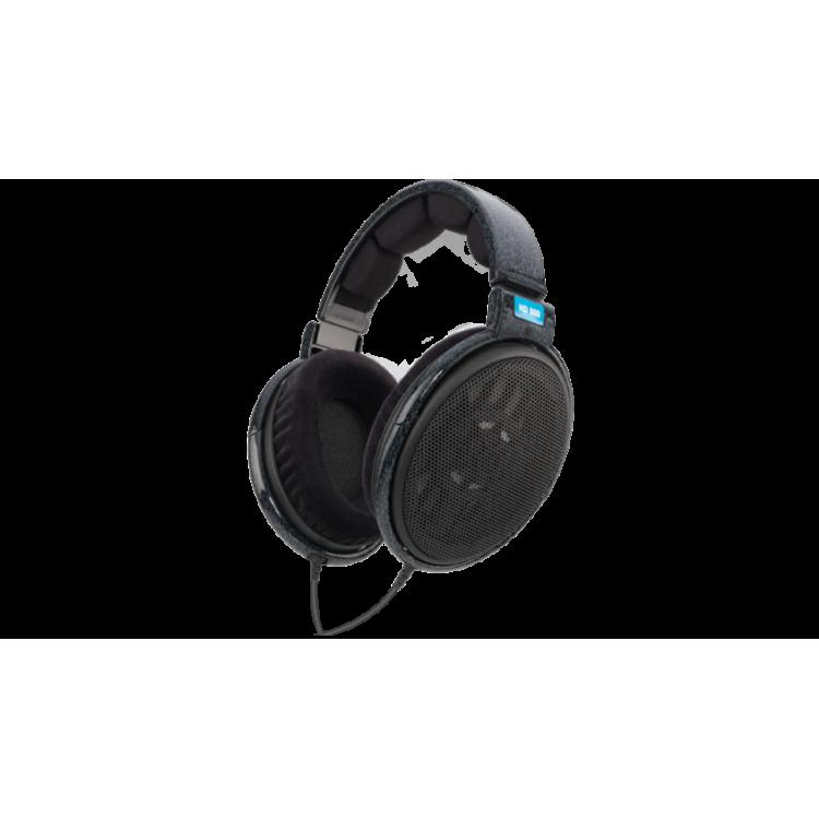 sennheiser hd 600 open dynamic hi fi professional stereo headphones. Black Bedroom Furniture Sets. Home Design Ideas