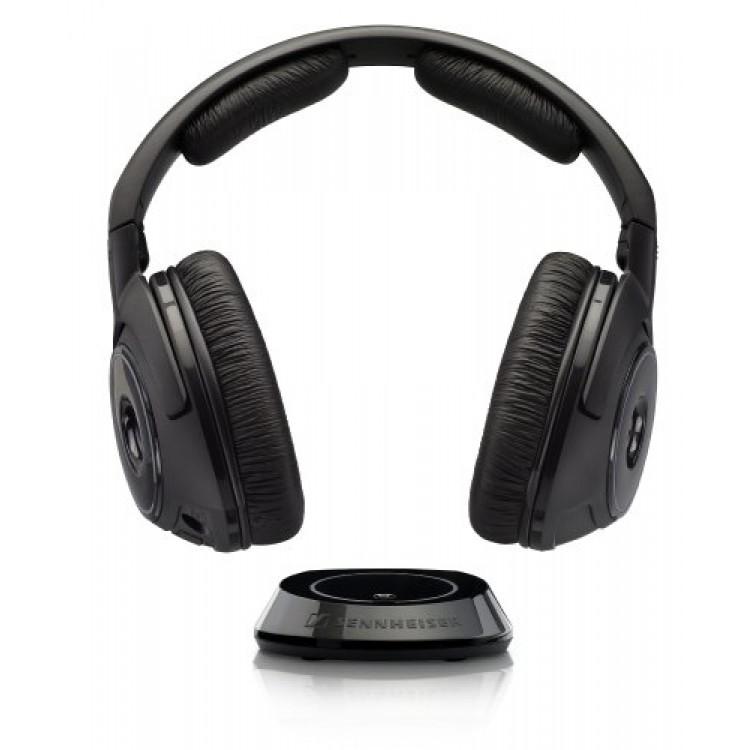 how to connect sennheiser wireless headphones
