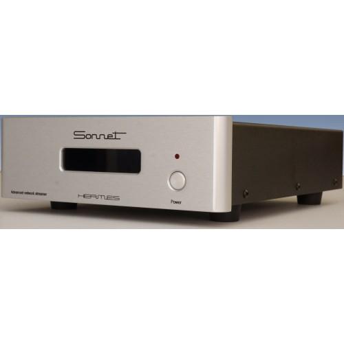 Sonnet Digital Audio HERMES Digital Bridge / ROON End Point (Silver)