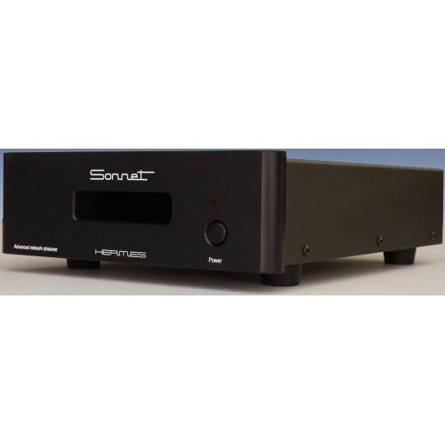 Sonnet Digital Audio HERMES Digital Bridge / ROON End Point (Black)