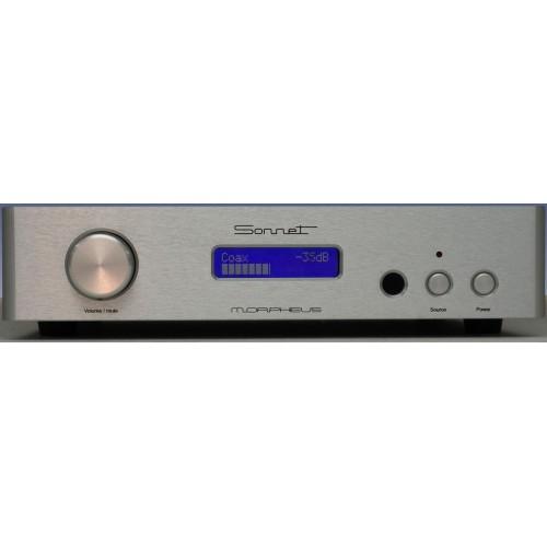 Sonnet Digital Audio Morpheus Balanced NOS DAC (Silver)