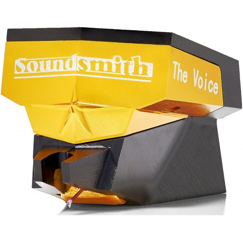 Soundsmith The Voice ES Series Hand-Made High-Output Cartridge