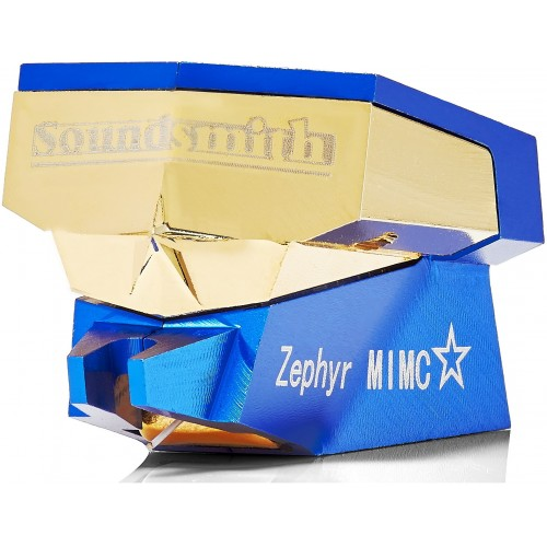 Soundsmith Zephyr MIMC ☆ ES Series Hand-Made Low-Output Cartridge (Dual-Coil Mono Version)