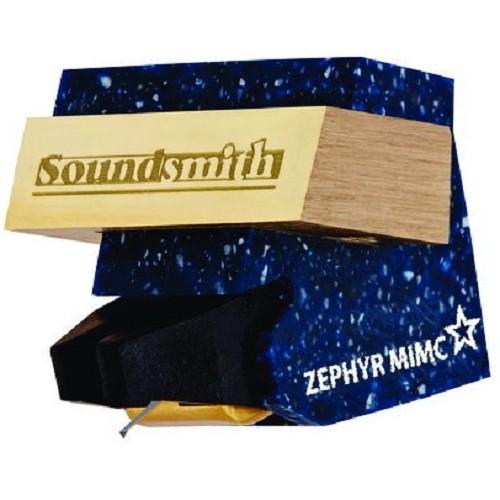 Soundsmith Zephyr MIMC ☆ Hand-Made Low-Output Cartridge (Dual-Coil Mono) demo