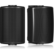 "Tannoy AMS 5DC Black 5"" Dual Concentric All-Weather Speakers (PAIR)"