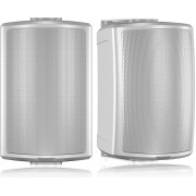 "Tannoy AMS 5DC White 5"" Dual Concentric All-Weather Speakers (PAIR)"