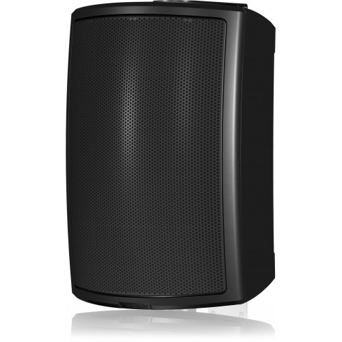 "Tannoy AMS 6DC Black 6"" Dual Concentric All-Weather Speakers (PAIR)"