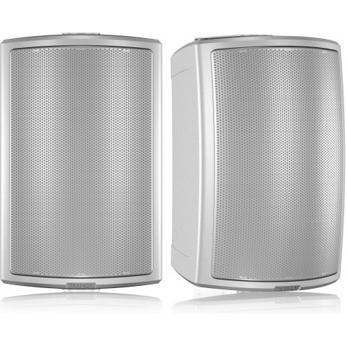 "Tannoy AMS 6DC White 6"" Dual Concentric All-Weather Speakers (PAIR)"