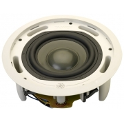 Tannoy CMS801BM Sub Compact 8-inch Ceiling Subwoofer with Back Can