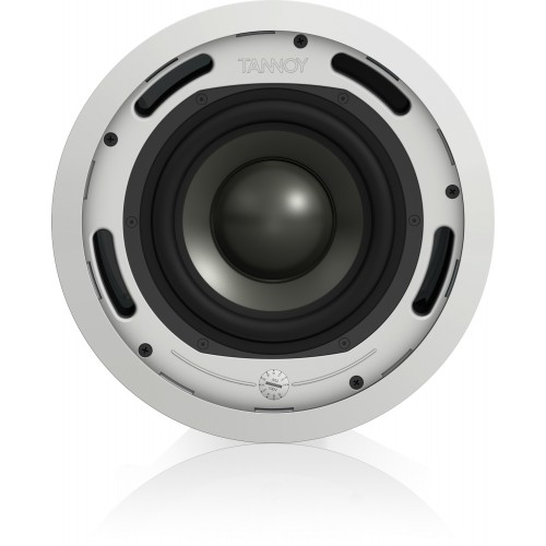 """Tannoy CMS 801 SUB BM 8"""" Compact Ceiling Mounted Sub"""