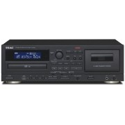 TEAC AD-850 Cassette Deck/CD Player