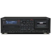 TEAC AD-RW900 CD Recorder / Cassette Recorder / USB Recorder