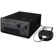 TEAC AG-H380 Stereo Receiver with USB & iPod Interface (Black)