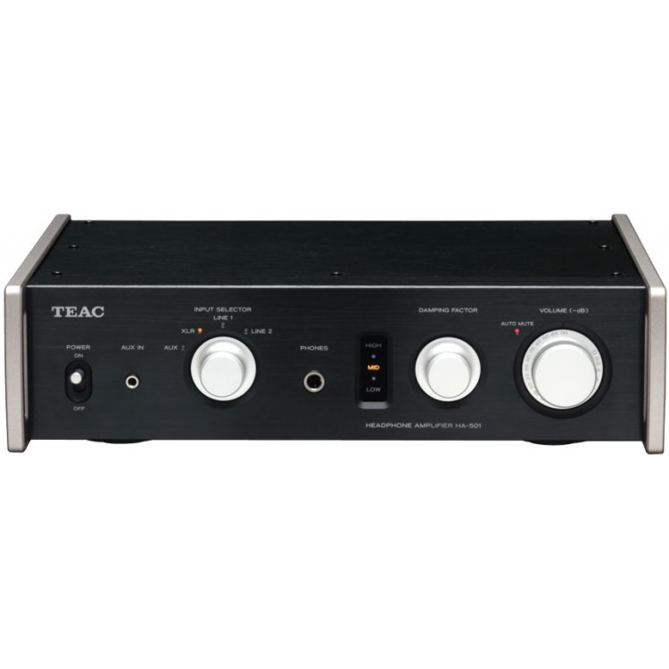 Headphone Class A Amplifier