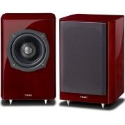 TEAC S-300HR Coaxial 2-Way Bookshelf Speakers (Cherry)