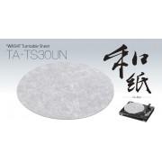 TEAC TA-TS30UN-BW WASHI Turntable Sheet