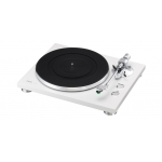 TEAC TN-300 Turntable - Belt-drive analog Record Player (White)