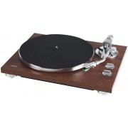 TEAC TN-350 Turntable - Belt-drive analog Record Player (Walnut)