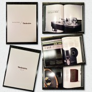 Technics 50th Anniversary Commemorative Hard-Cover Book