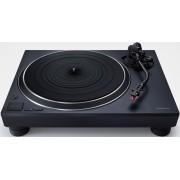 Technics SL-1500C-K Premium Class Direct Drive Turntable with Ortofon 2M Red Cartridge (Black)