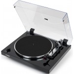 Thorens TD 103 A Fully-Auto 3-Speed Turntable (High Gloss Black)