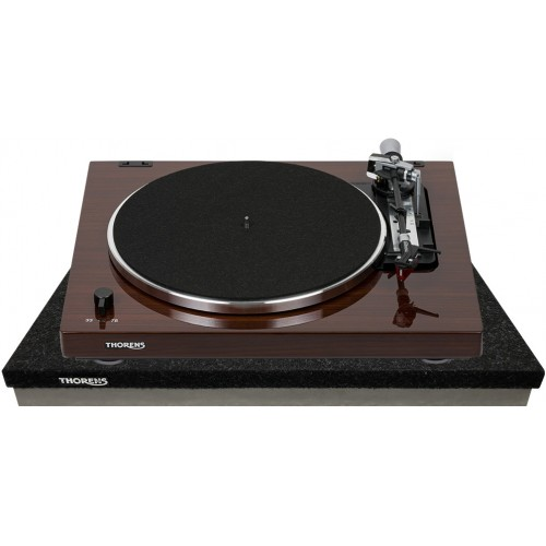 Thorens TD 103 A Turntable with TAB 1600 Absorber Base (High Gloss Walnut)