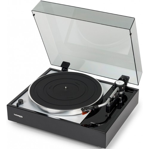 Thorens TD 1500 Sub-Chassis Turntable with 2M Bronze Cartridge (High-Gloss Black)